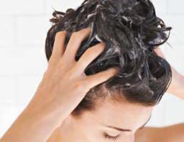 Zsíros haj kezelése